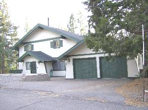 Lake tahoe vacation rentals 7 bedroom south lake tahoe for Cabin rentals in nevada