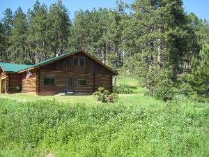 Nemo vacation rentals private retreat cabin near for Cabins near deadwood sd