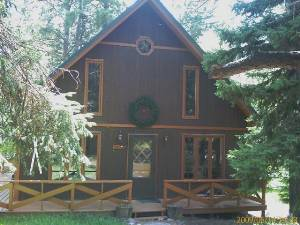 Deadwood vacation rentals pinecone cabin at terry peak for Cabins near deadwood sd