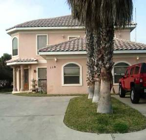 South padre island vacation rentals casa della luce for Cabin rentals south padre island tx