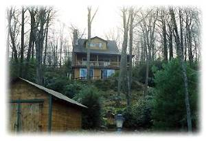 Lake harmony vacation rentals pocono vacation rental for Lake cabin rentals pennsylvania