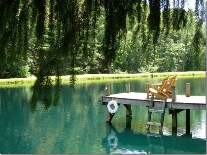 Warfordsburg vacation rentals secluded cottage w hot tub for Cabin rentals near hiking trails