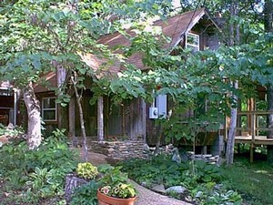 Parthenon Vacation Rentals Arkansas Ozark Mountain