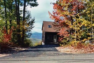 Madison vacation rentals year round mountaintop home for Madison cabin rentals