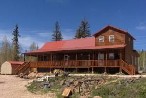 Duck creek village vacation rentals utah cabin between for Vacation rentals near zion national park