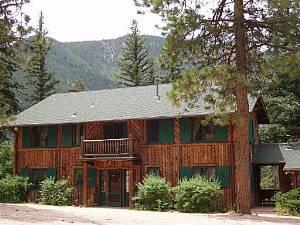 Colorado springs vacation rentals colorado vacation for Cabin rental colorado springs