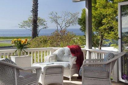 Santa barbara vacation rentals luxury santa barbara for Santa barbara beach house