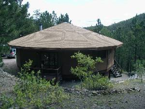 Rapid city vacation rentals black hills edelweiss for Pactola lake cabins
