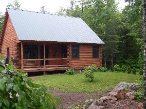 Madison Vacation Rentals Newer Cozy Log Cabin Vacation