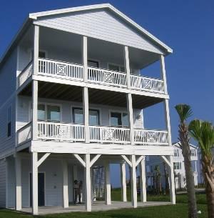 Galveston Freeport Beach House Rentals