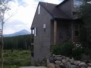 Keystone vacation rentals breathtaking views private for Keystone colorado cabin rentals